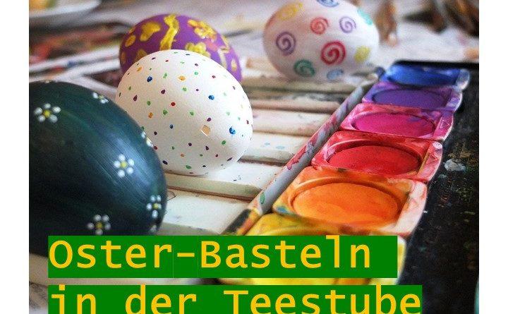Prisma Freizeit 28. März Oster-Basteln in der Teestube